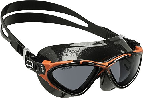 Cressi Planet Swim Goggles with Long Lasting Anti Fog Technology for Women and Men-Made in Italy by Cressi by Cressi