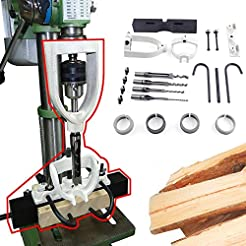 Locator Set of Bench Drill for Mortising...