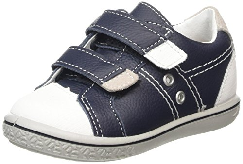 Eu Ricosta Blue Garçon Uk 28 weiss 180 ozean Sneakers Nippy Basses Child 10 Bleu BaBrnOwFx
