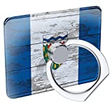Best Northwest Watch Phones - Cell Phone Ring Holder Flag on Wood Northwest Review