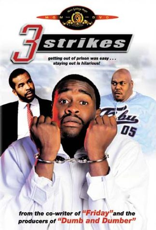 3 Strikes by MGM (Video & DVD)
