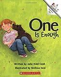 One Is Enough, Julie Kidd Cook, 0516252836