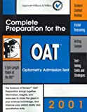 img - for OAT: Complete Preparation for the Optometry Admission Test book / textbook / text book