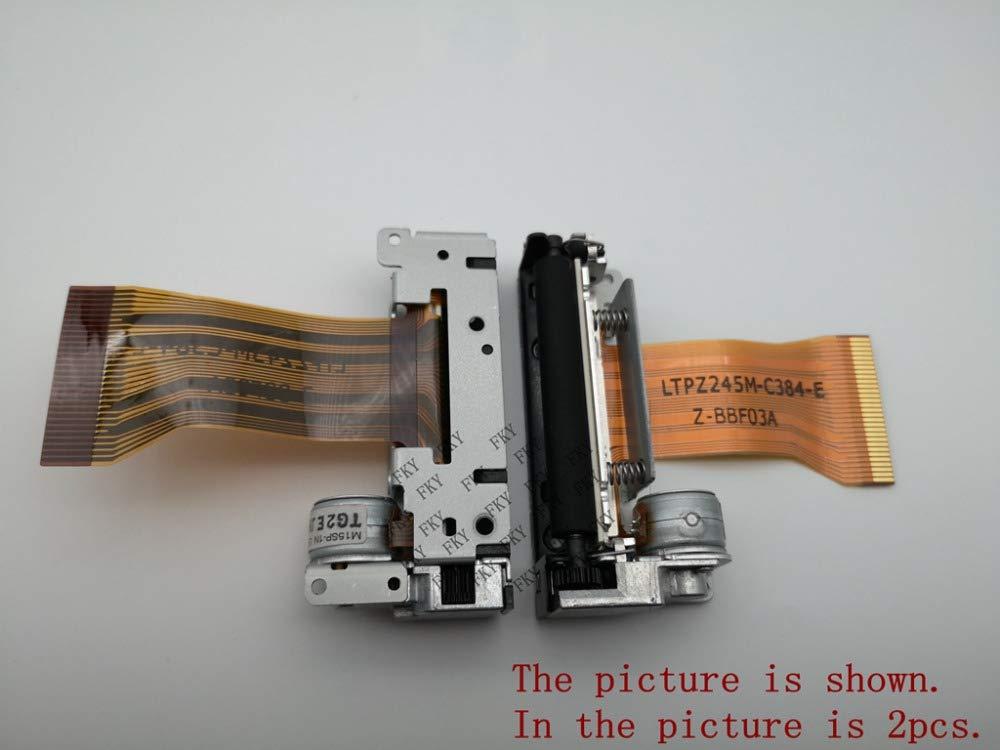 Printer Parts New Compatible FTP-628MCL101 Thermal Yoton 58MM Cash Register Yoton LTPZ245M-C384-E LTPZ245 LTPZ245M FTP628 - (Color: LTPZ245M-C384-E)