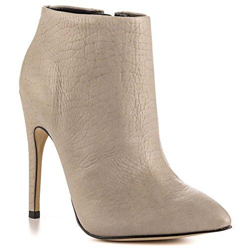 Aldo Women's Sigiletto Boot, Grey, 40 EU/9 B US