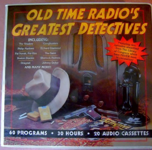 Old Time Radio's Greatest Detectives ()
