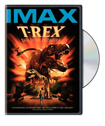 T-Rex - Back to the Cretaceous (IMAX) (Dvd Trex)