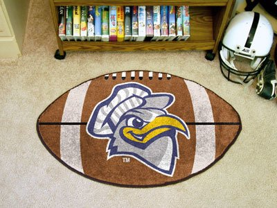 University Tennessee Chattanooga Football Rug