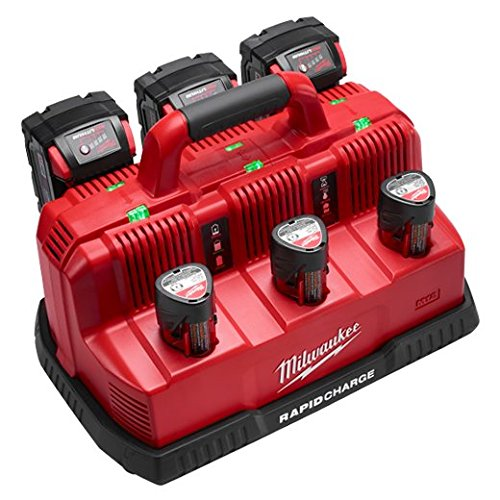 Milwaukee 48-59-1807 M18 & M12 Rapid Charge ()