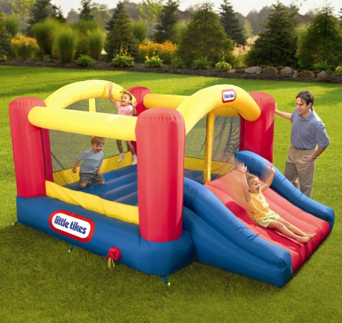 Little Tikes Jump & Slide Bouncer (Discontinued by manufacturer)