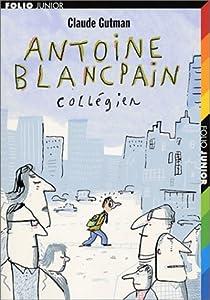 Antoine Blancpain, collégien par Gutman