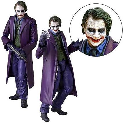Batman Dark Knight Joker Miracle Action Figure Previews Exclusive New in stock