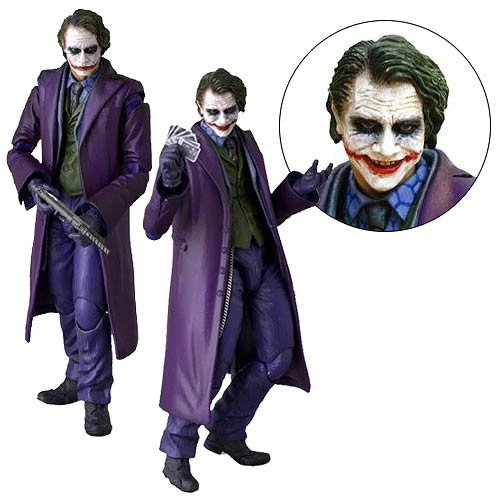 Batman Dark Knight Joker Miracle Action Figure - Previews Exclusive by Batman