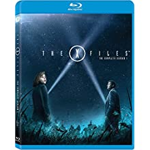 X-files, The Complete Season 1 Blu-ray (2015)