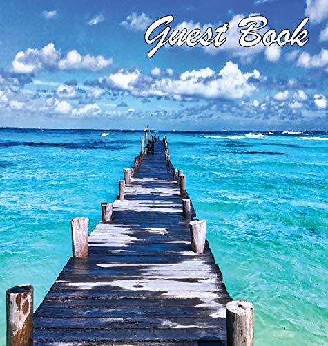 Guest Book, Visitors Book, Guests Comments, Vacation Home Guest Book, Beach House Guest Book, Comments Book, Visitor Book, Nautical Guest Book, ... Centres, Family Holiday Guest Book - Home Guest For Vacation Book