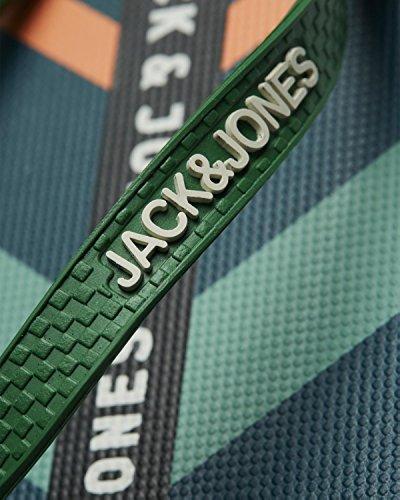 JACK & JONES Original Marken Zehentrenner in Verschiedenen Farben Deep
