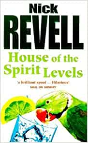 House of the spirit levels nick revell 9780747259732 for House of spirits author