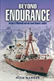 Front cover for the book Beyond Endurance by Nick Barker