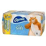 Charmin Ultra Soft Bathroom Tissue, 45 Giant Rolls