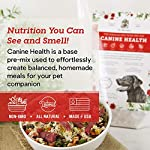 Dr. Harvey's Canine Health Miracle Dog Food, Human Grade Dehydrated Base Mix for Dogs with Organic Whole Grains and Vegetables 11