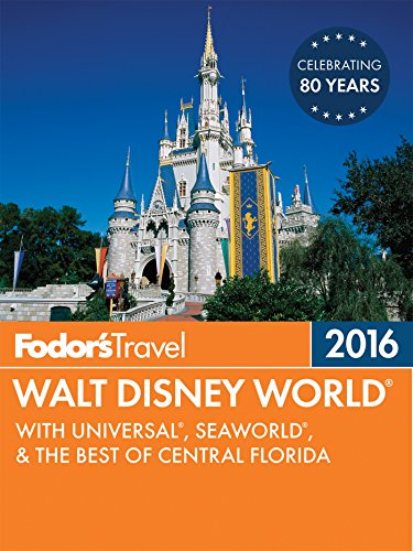 Fodor's Walt Disney World 2016: With Universal & the Best of Orlando (Full-color Travel - World Lagoon Disney Typhoon