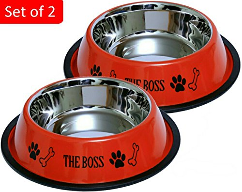 mr-peanuts-premium-set-of-2-stainless-steel-dog-bowls-rust-proof-with-non-skid-durable-natural-rubbe