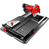 Rubi DT180 7' Wet Tile Saw, 110V