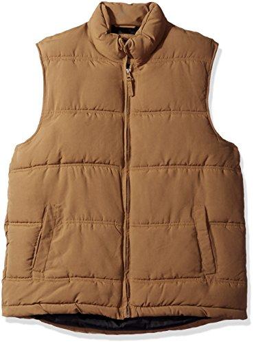 Men's Microfiber Puffer Vest