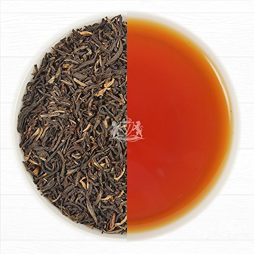 Royal Breakfast Black Tea, Strong, Flavoury Rich and Robust,loose Leaf 100% Assam Origin, 3.53oz (Makes 35-40 Cups)