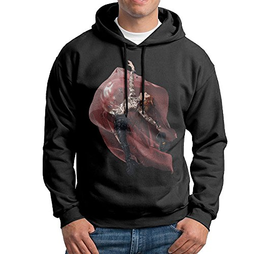 HOT Lindsey Stirling Brave Enough Custom Hood For Men Size M Black