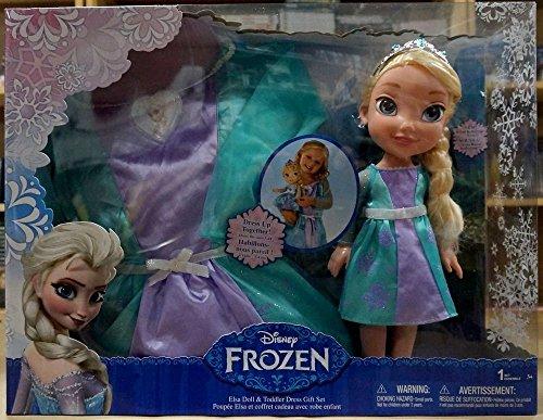Disney Frozen Elsa Toddler Dress