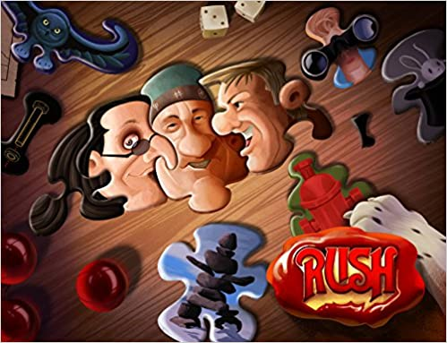 Rush Toons By Fantoons Vol. 2112