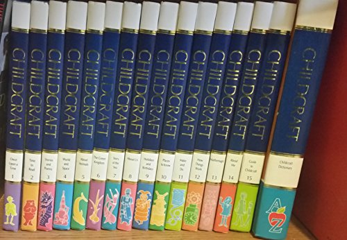 Childcraft: The How and Why Library (15 Volume Set), used for sale  Delivered anywhere in USA