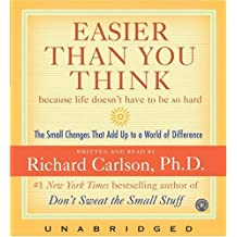 Easier Than You Think Cd Unabridged