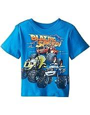 Freeze Children's Apparel Blaze and The Monster Machines Little Boys' Toddler Short Sleeve T-Shirt