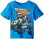 Blaze and the Monster Machines Boys' Short Sleeve T-Shirt by Nickelo