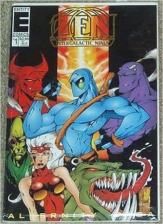 Zen Intergalactic Ninja: The Alternity Saga Book #1: Bill ...