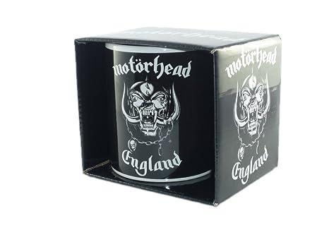 Motörhead - Rock Band taza - diseño con Logo - genial y ...