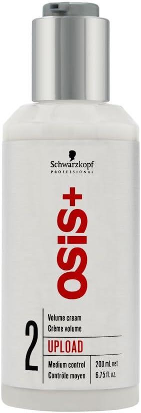 Schwarzkopf Professional Osis Upload Volume Cream Tratamiento Capilar - 200 ml