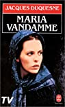 Maria Vandamme par Duquesne