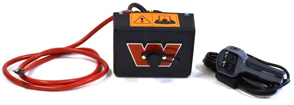 WARN 38846 24-Volt Large Frame Control Pack