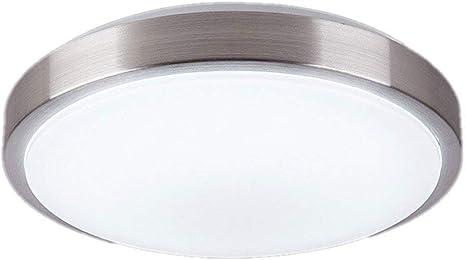 Amazon Com Led Flush Mount Ceiling Light Surface Panel Light Mounted Downlight Led Ceiling Lights For Living Room Kitchen 18w Cool White Home Improvement
