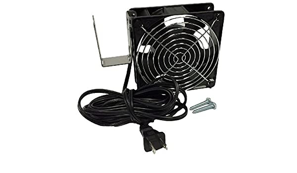 Stove Booster DWF-1 - Ventilador de transferencia de calor: Amazon.es: Amazon.es