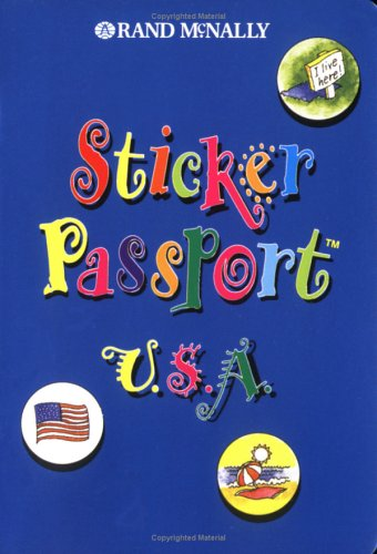 Sticker Passport U.S.A. (Sticker Passports)