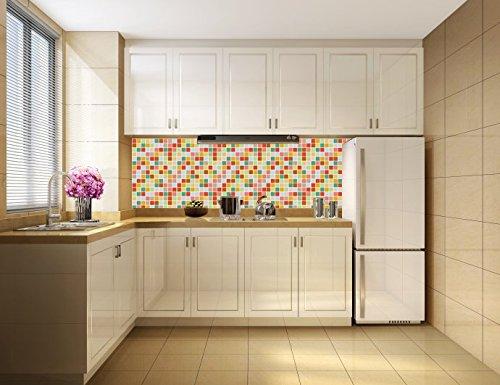 Facile piastrelle adesivo da parete adesivi per piastrelle