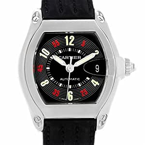 Cartier Roadster automatic-self-wind mens Watch W62002V3 (Certified Pre-owned)