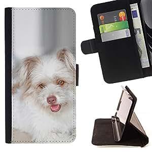 Momo Phone Case / Flip Funda de Cuero Case Cover - Cachorro West Highland White Terrier; - Samsung Galaxy S6 Active G890A