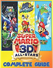 Super Mario 3D All-Stars: COMPLETE GUIDE: Everything You Need To Know About Super Mario 3D All-Stars Game; A Detailed Guide