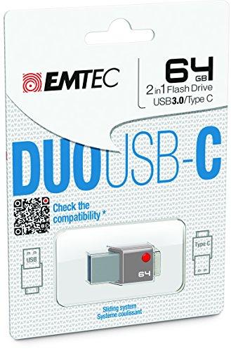 Emtec Type Flash Drive ECMMD64GT403