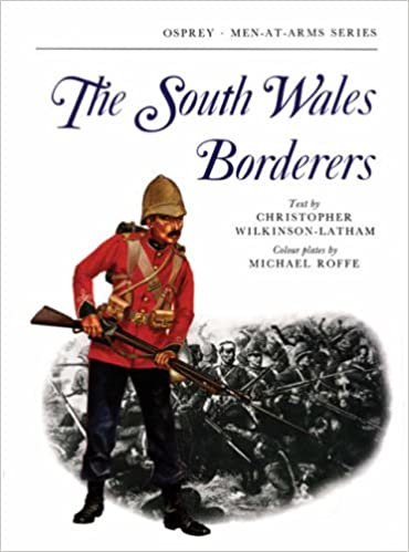 Book The South Wales Borderers (Men-at-Arms)